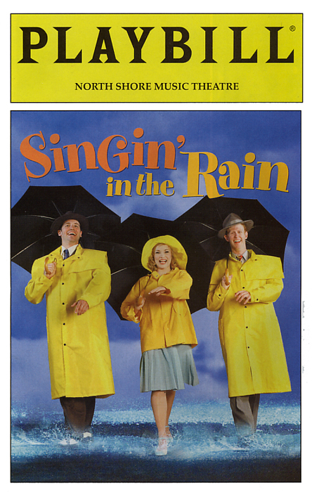 ... Official Website | Singin' in the Rain at North Shore Music Theatre